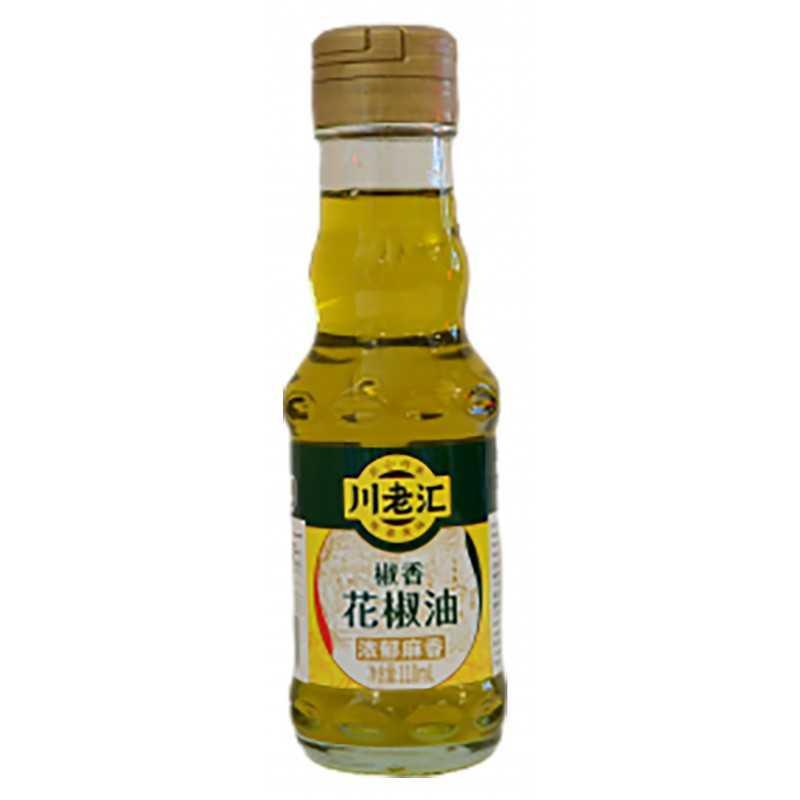 Huile de poivre de Sichuan - 110 ml