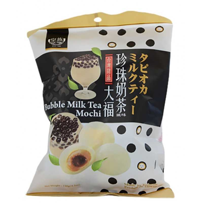 Royal Family - Bubble Milk Tea Mochi - 120g