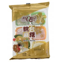 Taiwan Dessert - Mixed Mochi - 210g