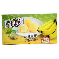 Mochi Cacao Banane - Taiwan Dessert 80g
