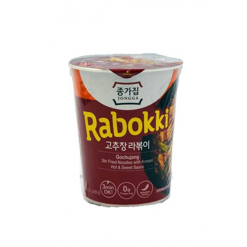 JONGGA - Rabokki : Gochujang - 86g