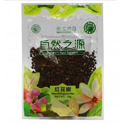 Poivre sauvage rouge du Sichuan - Nature's best harvest - 50g