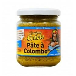 Pâte à colombo - Chaleur créole 200g