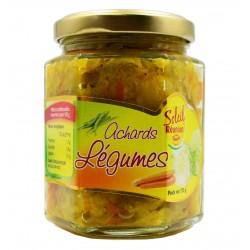 Achards Légumes - Soleil Réunion - 170gr
