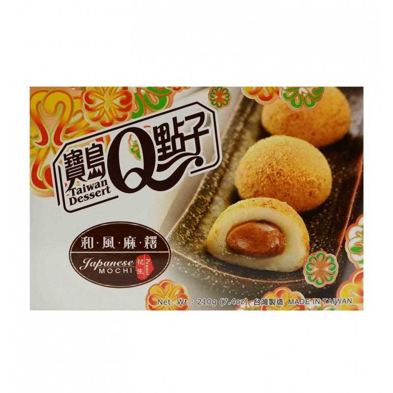 Mochi cacahuète - Taiwan Dessert - 210g