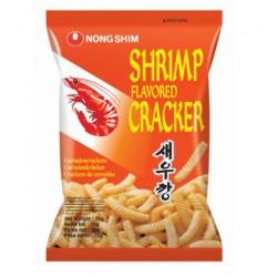 Crakers Saveur Crevettes - NONGSHIM 75g