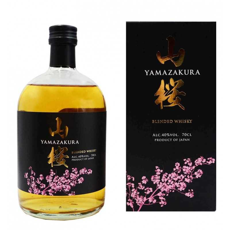 Whisky Blend - YAMAZAKURA - 70cl