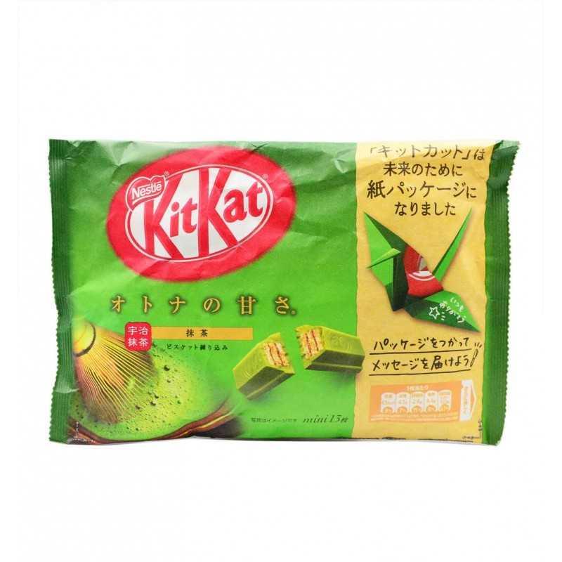 Kit Kat Thé Matcha - Nestlé - 147 g