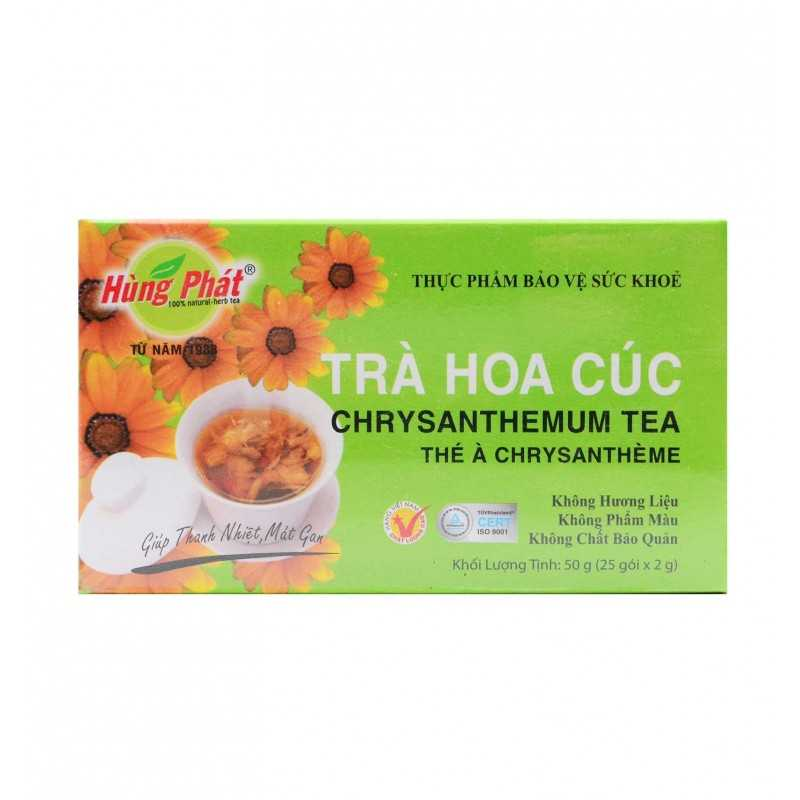 Infusion Fleur de Chrysanthemes - Hung Phat