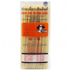 Vermicelles de Riz Large : Banh Pho 5mm - FARMER 400g