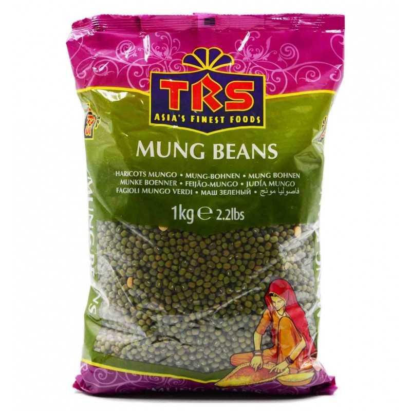 Haricot Mungo vert - TRS - 500g