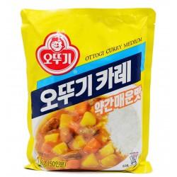 Poudre de Curry (MEDIUM) - Ottogi 1kg