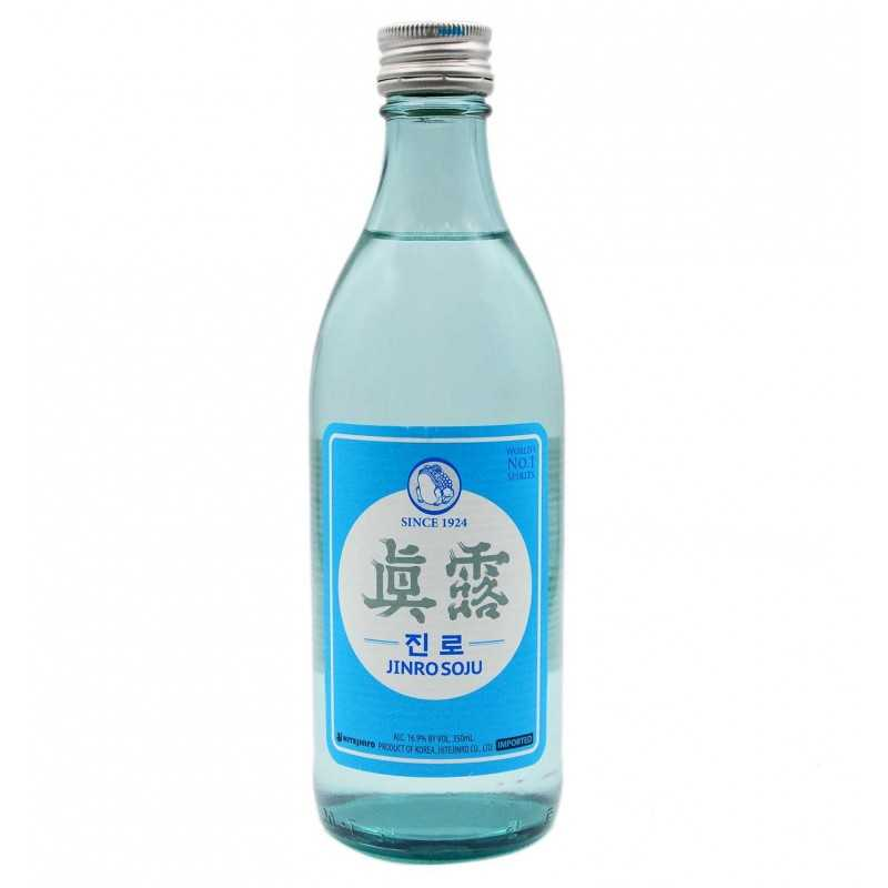 Hite Retro Soju - 16.9% - 350ml