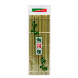 Natte bambou pour suchi, Maki et kimbap (Makisu)