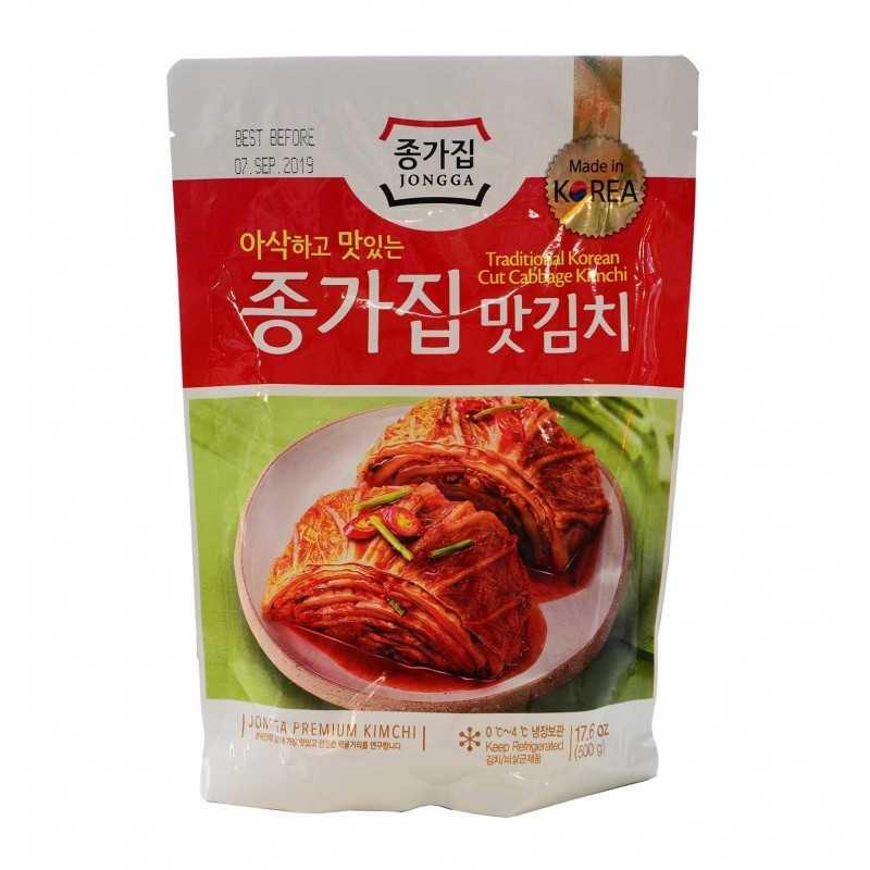 MAT KIMCHI : Kimchi de choux chinois (piquant) - Jongga 200g