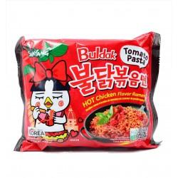 Buldak Bokkeum Myeon TOMATO - Samyang 140g - Halal