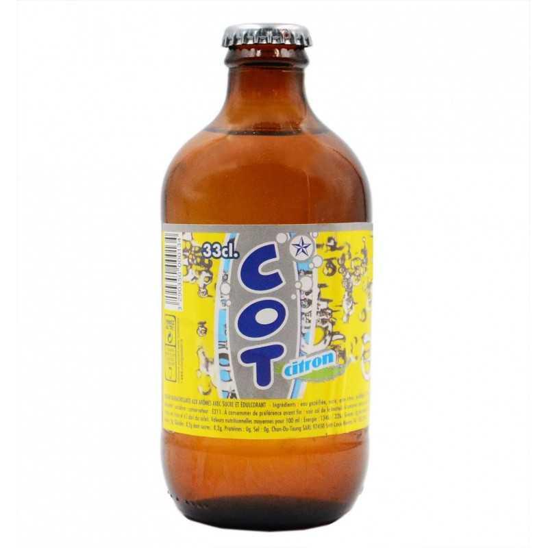 Limonade Cot - Citron 33cl