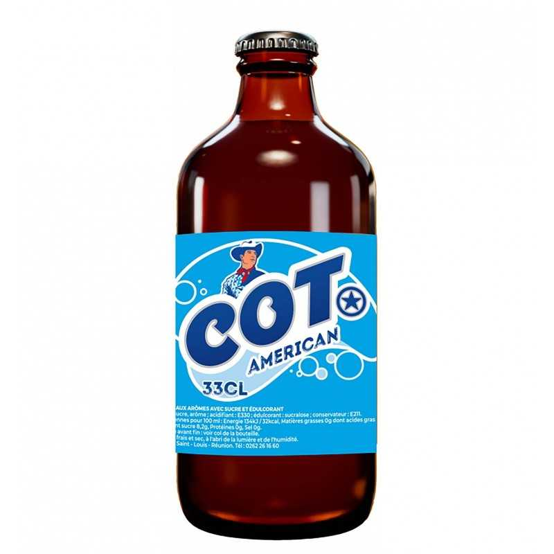 Limonade Cot - American 33cl