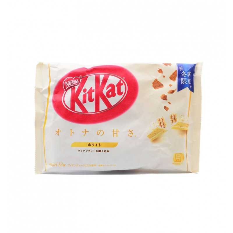 KitKat Chocolat Blanc - Nestlé 118.8g