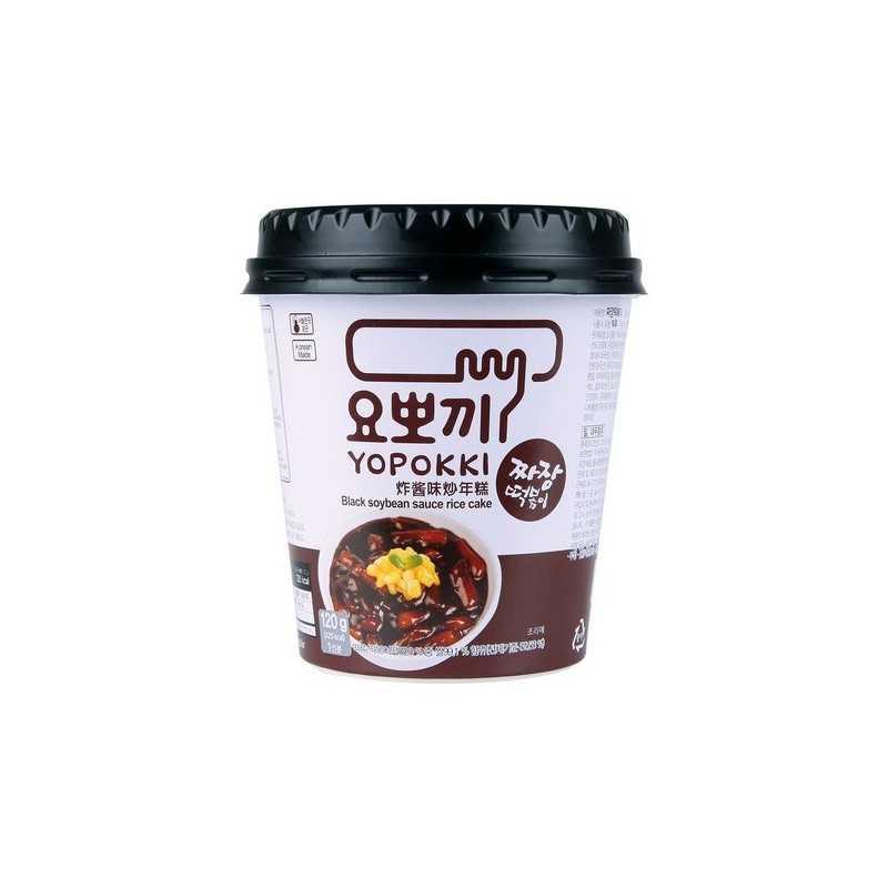Yopokki Sauce Jjajang - Young poong 120g