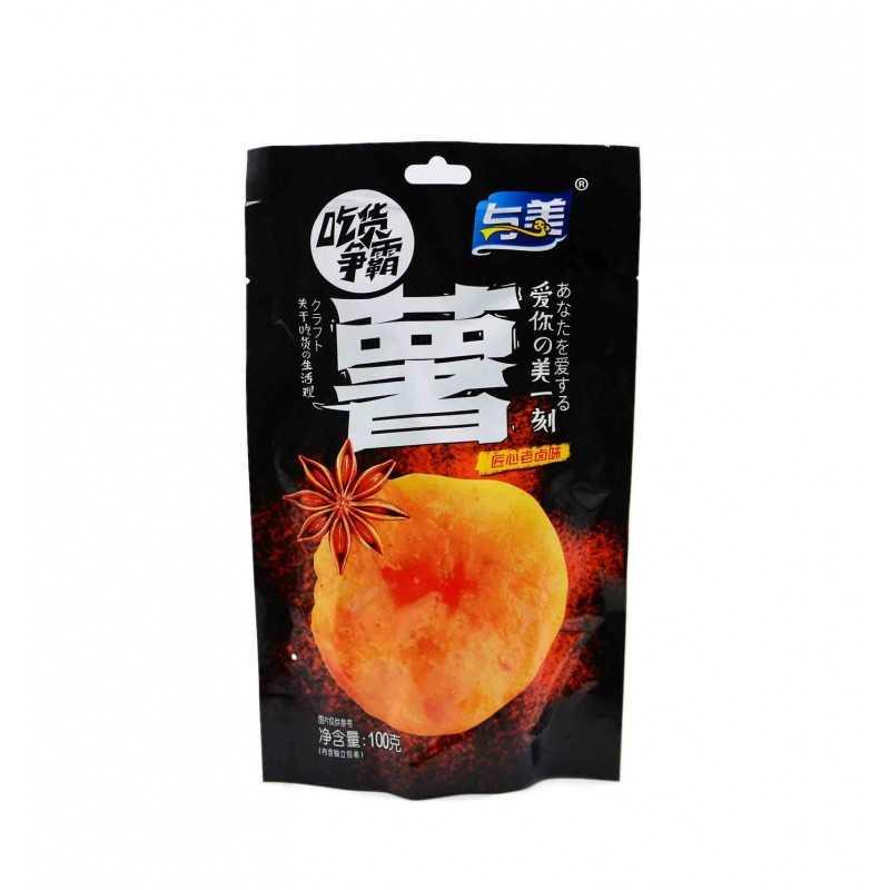 Chips de pommes de terre marinés - YuMei - 100gr