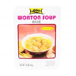 Bouillon pour Soupe Wonton...