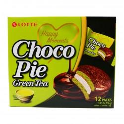 Choco Pie Matcha - Lotte...
