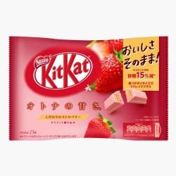 KitKat Fraise - Nestlé 126.1g