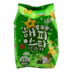 Crackers de Riz aux Algues...