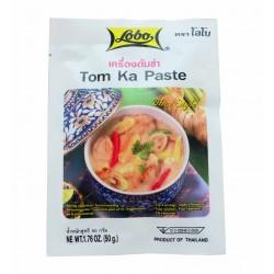 TOM KA PASTE : Pâte pour soupe Thailandaise Kom KA - 50g