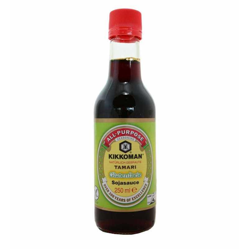 Sauce soja Japonaise KIKKOMAN - 250 ml