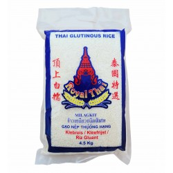 RIZ GLUANT - Royal Thaï - 4.5 Kg