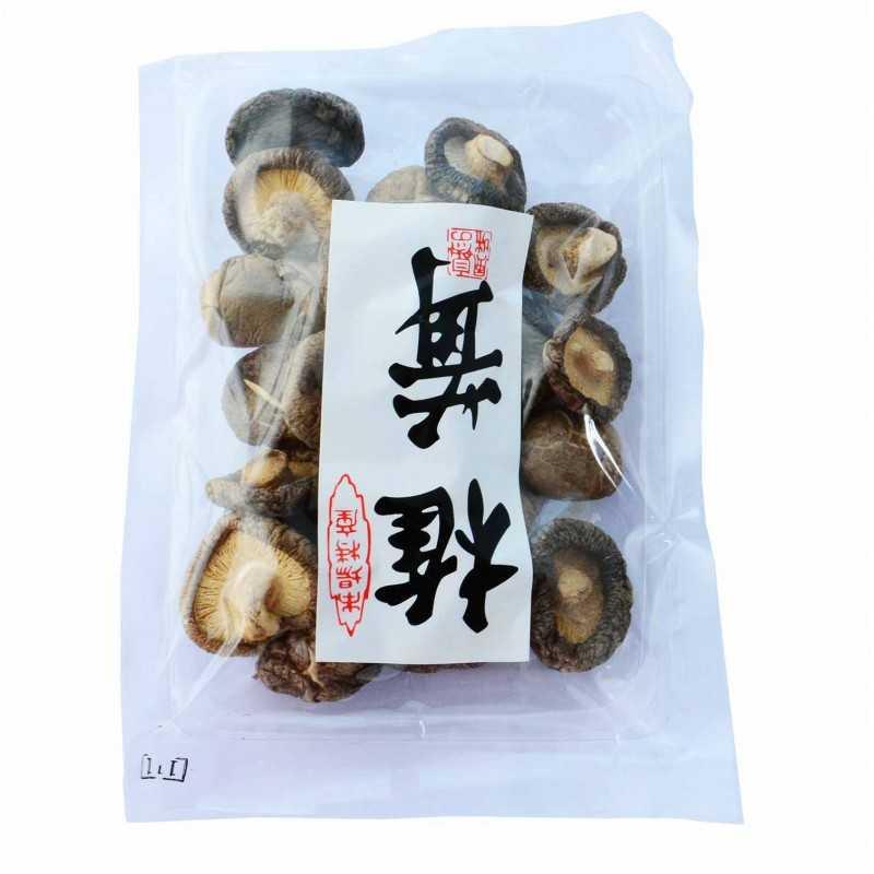 Champignons Shiitaké Séchés - Ping Gu - 50 ou 100g