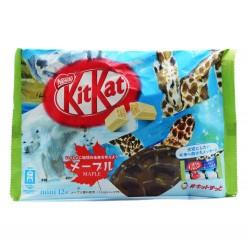 KitKat Mapple - Nestlé 118.8g