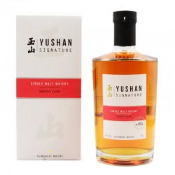 Whisky Yushan Signature :...