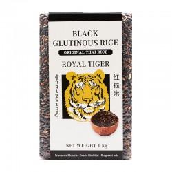 Riz Noir Gluant - Royal...