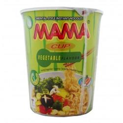Nouilles intantanée aux légumes - MAMA cup Vegetable Flavour - 70g