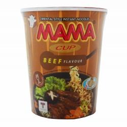 Nouilles intantanée aux boeuf - MAMA cup beef flavor- 70g