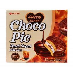 Choco Pie Milk Tea - Lotte...