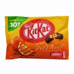 KitKat Chocolat Orange -...