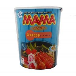Nouilles intantanée aux fruit de mer - MAMA cup seafood flavor- 70g