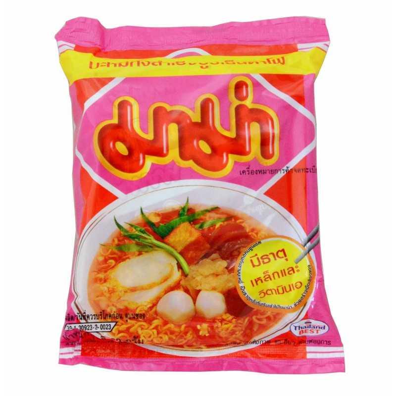 Nouilles Yentafo Tofu - MAMA - 60 g