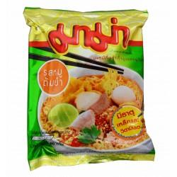 Nouilles TOM YUM goût porc - MAMA - 60 g