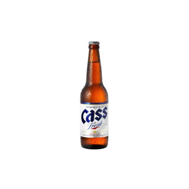 Biere CASS 4.5% - 330ml