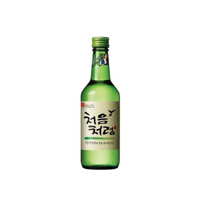 CHUM-CHURUM SOJU : Alcool de Riz Coréen 350 mL