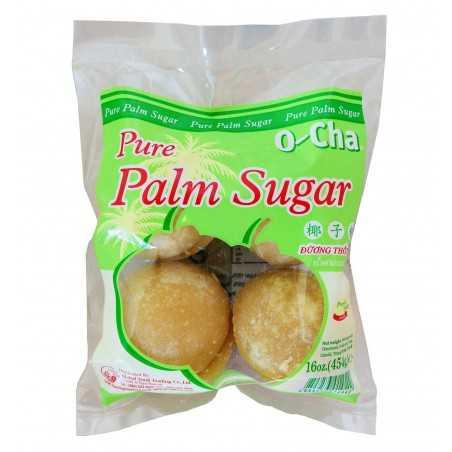 Pure sucre de canne en morceaux - 454g