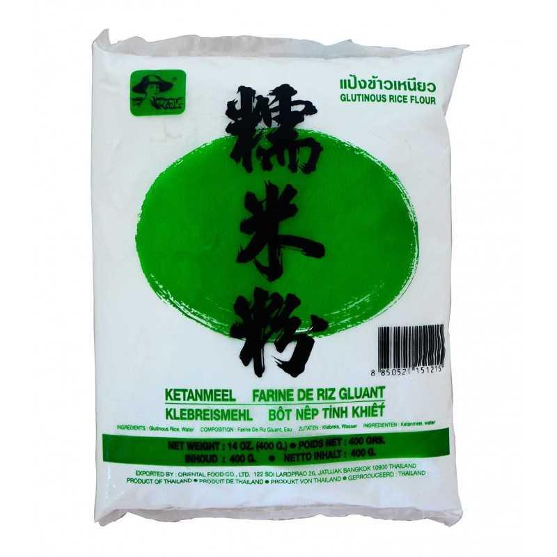 Farine de riz gluant - 400g