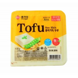 Tofu pour Soupe - Chongga 400g