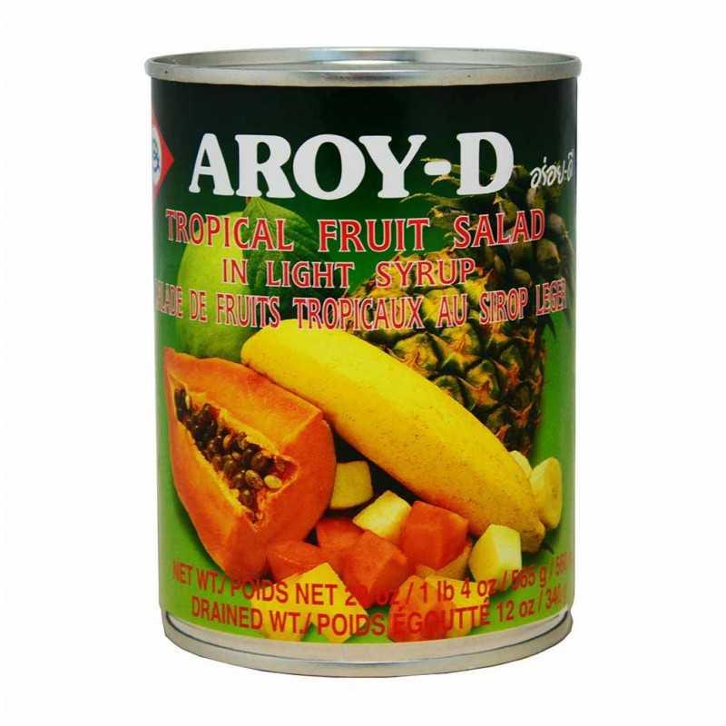 Salade de fruits exotiques - Aroy-D 565g