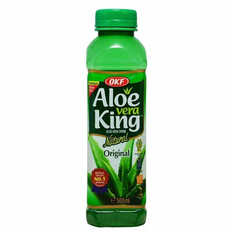 ALOE VERA KING - Boisson à l'Aloe vera - 500ml